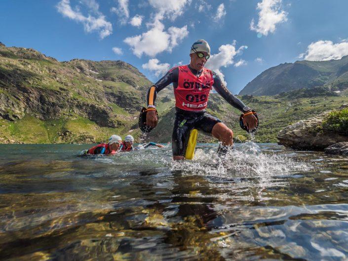 Swim Run Andorra
