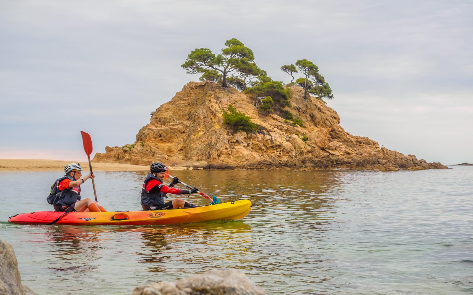 Indiketes Adventure Race 2016 (Platja d'Aro-Costa Brava)