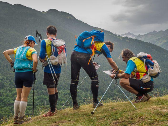 Campionat d'Europa de Raids RaidAran 2016 (Lleida-Val d'Aran)