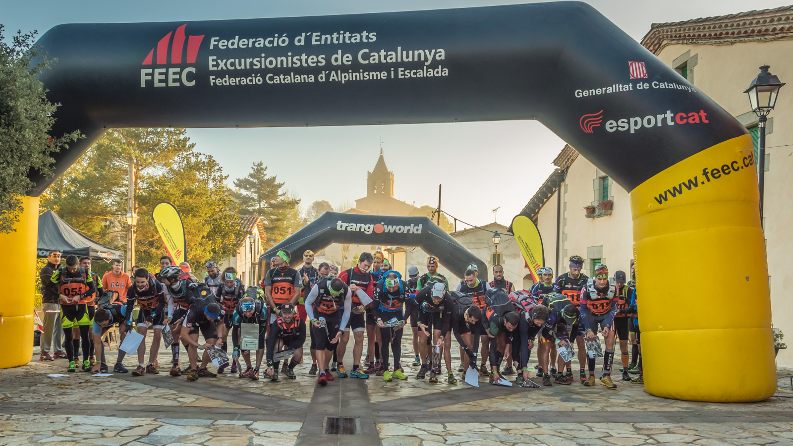 Campionat de Catalunya Raid Sau Extrem 2015 (Vilanova de Sau)