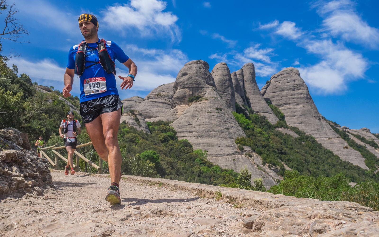 Cursa de l'Alba (Montserrat)