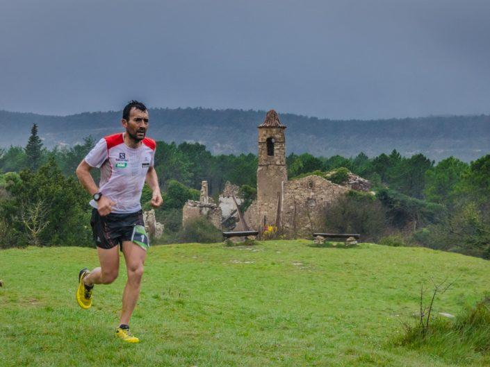 Miguel Heras Cursa dels Cingles (Vilaplana-Muntanyes de Prades)
