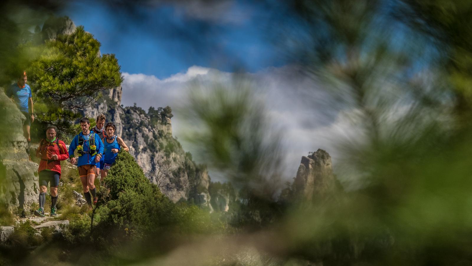 Marató la Fageda (La Sénia-Els Ports)