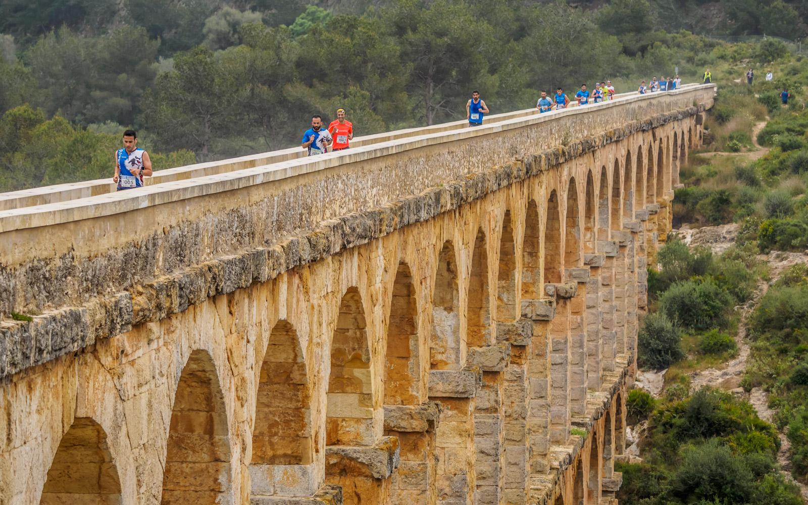 Trail Series Tarraco (Pont del Diable-Tarragona)
