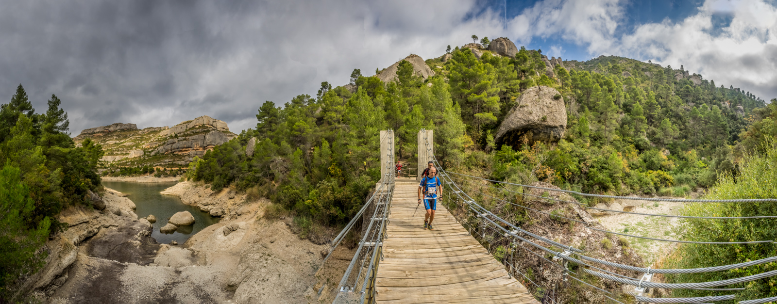 UTSM - Ultra Trail Serra de Montsant (Serra de Montsant-Priorat)