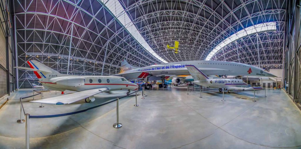 Museo Aeronautico Aeroscopia