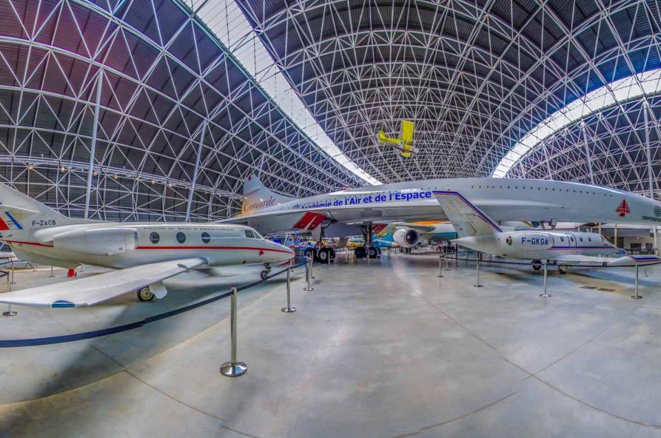 El Museo de la Aeronáutica de Toulouse – Aeroscopia