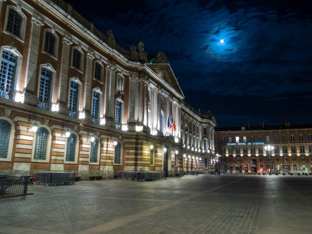 Francia Toulouse Capitolio