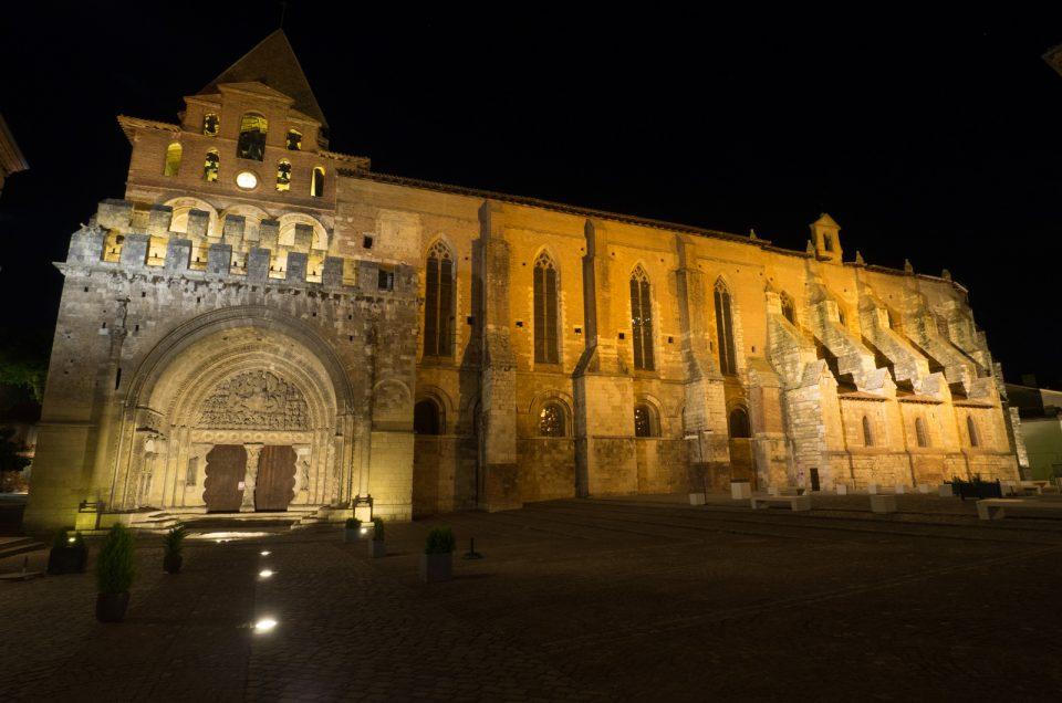 Gran Paraje Midi Pyrenees: Abadia de Moissac