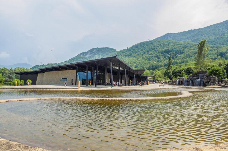 Parque Prehistórico en Tarascon sur Ariege