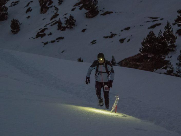 Snow Running (Vall de Núria)