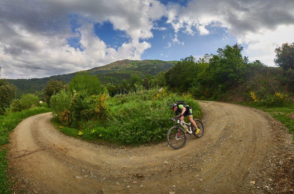Ultra Bike, Pedalant pel Montseny