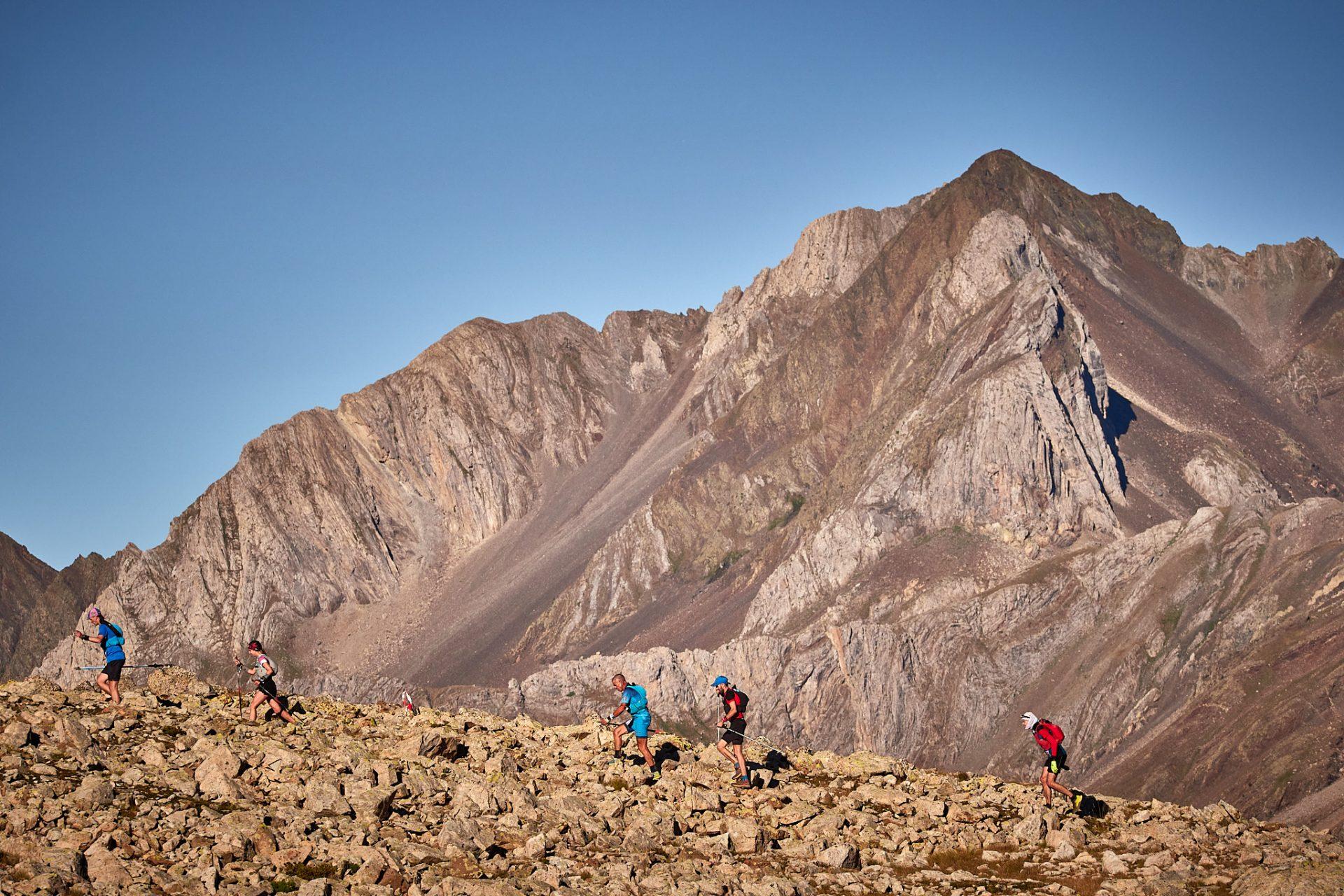 Trail Valle de Tena
